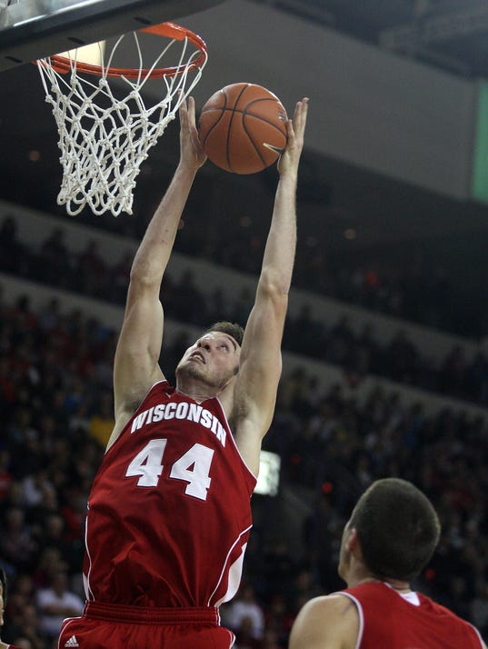 Wisconsin basketball is unchanged, but its success is ...