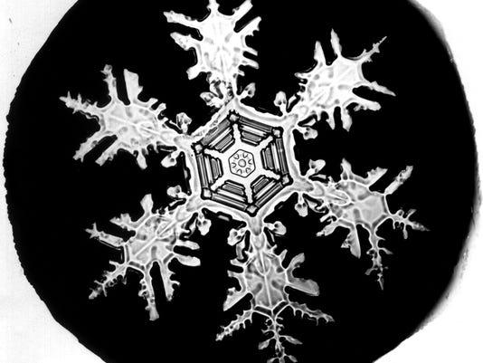SNOWFLAKE BENTLY-18-C2