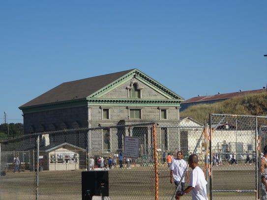 Greystone Chapel at Folsom Prison.