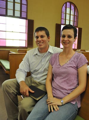 Brian and Patricia Gunter do not want to officiate at same-sex weddings. Patricia resigned as a justice of the peace because of the U.S. Supreme Court's same-sex marriage ruling. Brian is pastor of First Baptist Church in Pollock.