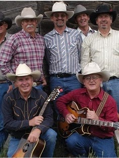 The Ringling 5 brings down-home music to Great Falls as part of the Community Concert Series.