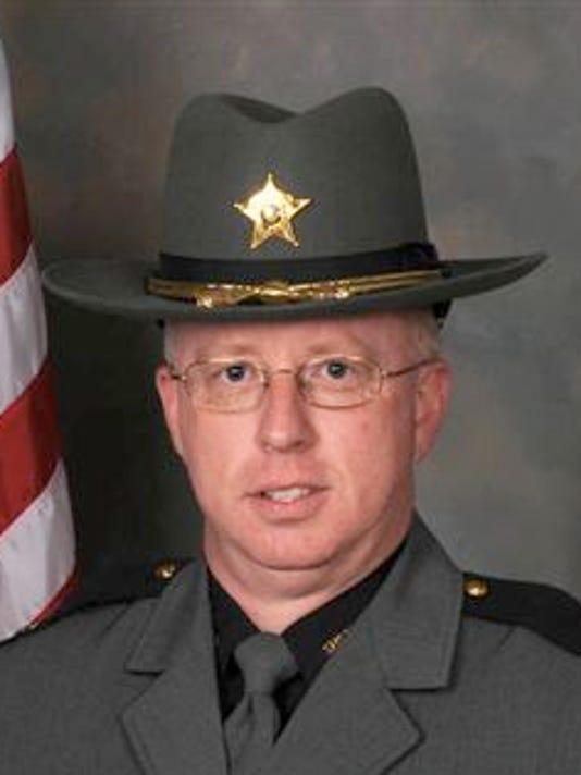 Preble County (Ohio) Sheriff Mike Simpson