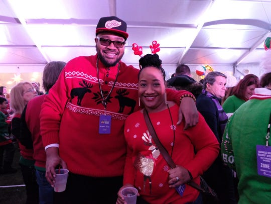 Lashuna Early, 35, and Derrick Lewis Jr., 28, both