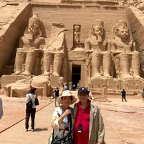 Travel with the D to Egypt