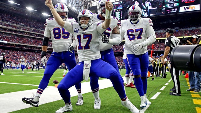 Buffalo Bills 2020 Schedule Full Listing Of Dates Times Tv Opponents