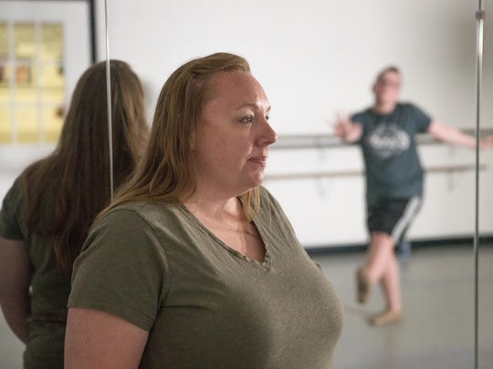 Miranda Lynch says her son, Kaiden Johnson, a competitive dancer at Superior High School in Superior, Wis., has been interested in dance since he was 5 years old.
