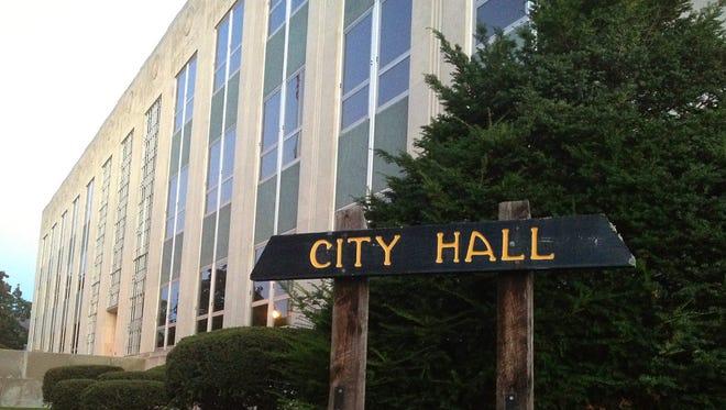 Wausau City Hall,