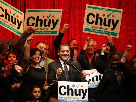 AP CHICAGO MAYOR ELECTION A ELN IL