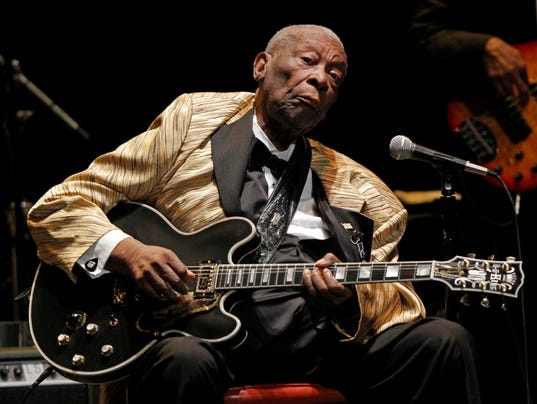 AP PEOPLE-B.B. KING A ENT FILE USA TN