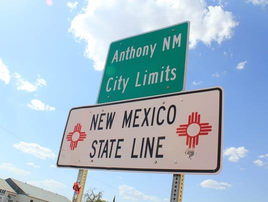 Anthony, New Mexico
