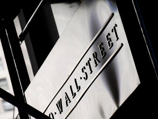 AP FINANCIAL MARKETS WALL STREET F A FILE USA NY