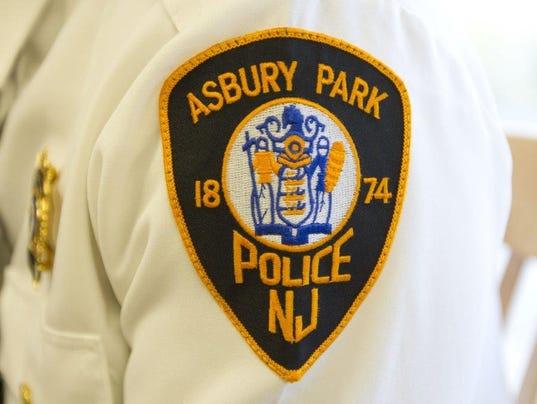Asbury Park Police Badge
