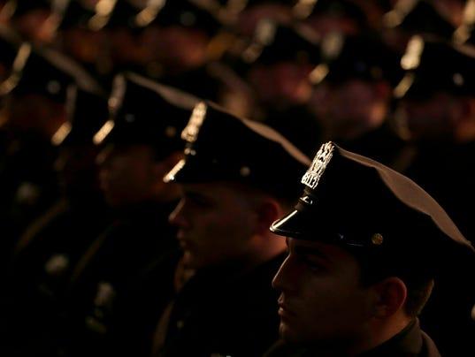 AP NYPD GRADUATION A USA NY