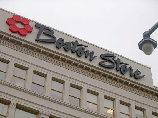 Boston Store is run by Bon-Ton Stores Inc.