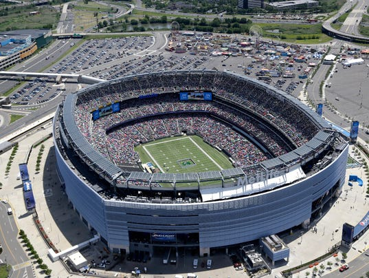 Uber Signs Deal With Metlife Stadium To Become Official