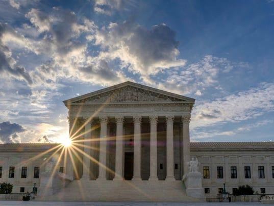 AP SUPREME COURT TRAVEL BAN A USA DC