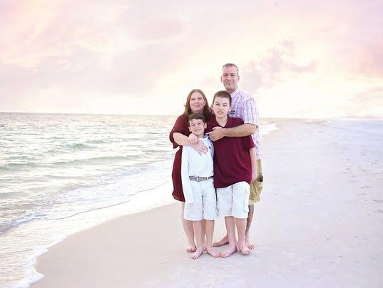 Hughes family 1
