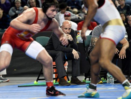 Bergen Catholic wrestling