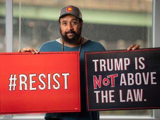Robert Mueller protests