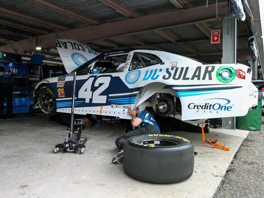 Larson's-car