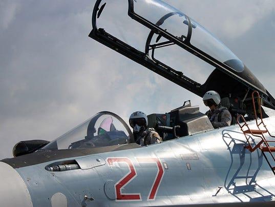 EPA SYRIA RUSSIA AIR STRIKES WAR WAR SYR