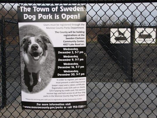 Dog Park Monroe Ct