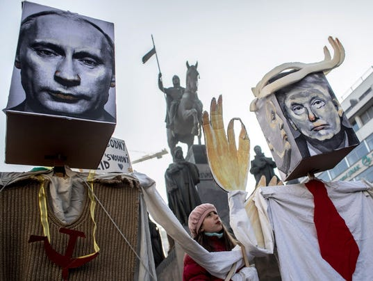 The courageous Russian dissident Vladimir Kara-Murza would like to see the  governments of Russia and the United States become moral equals — to know  that ...