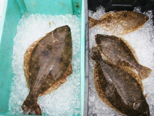 A compromise is close on summer flounder regulations for Nj fishing license 2017