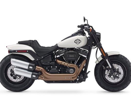 harley-davidson reveals eight new cruiser motorcycles