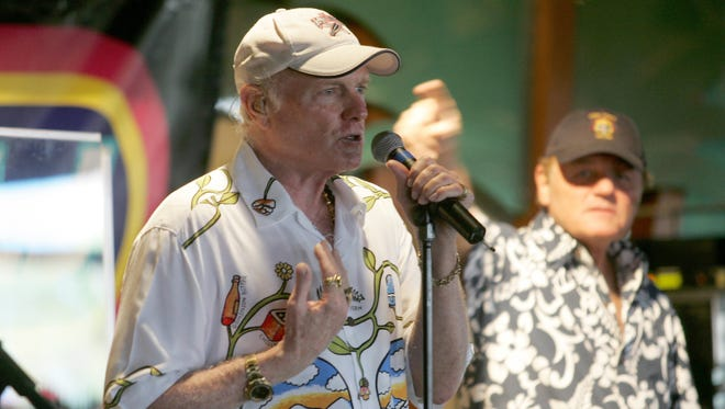 Mike Love, pictured in 2006, brings his Beach Boys back to Ocean Grove this summer.
