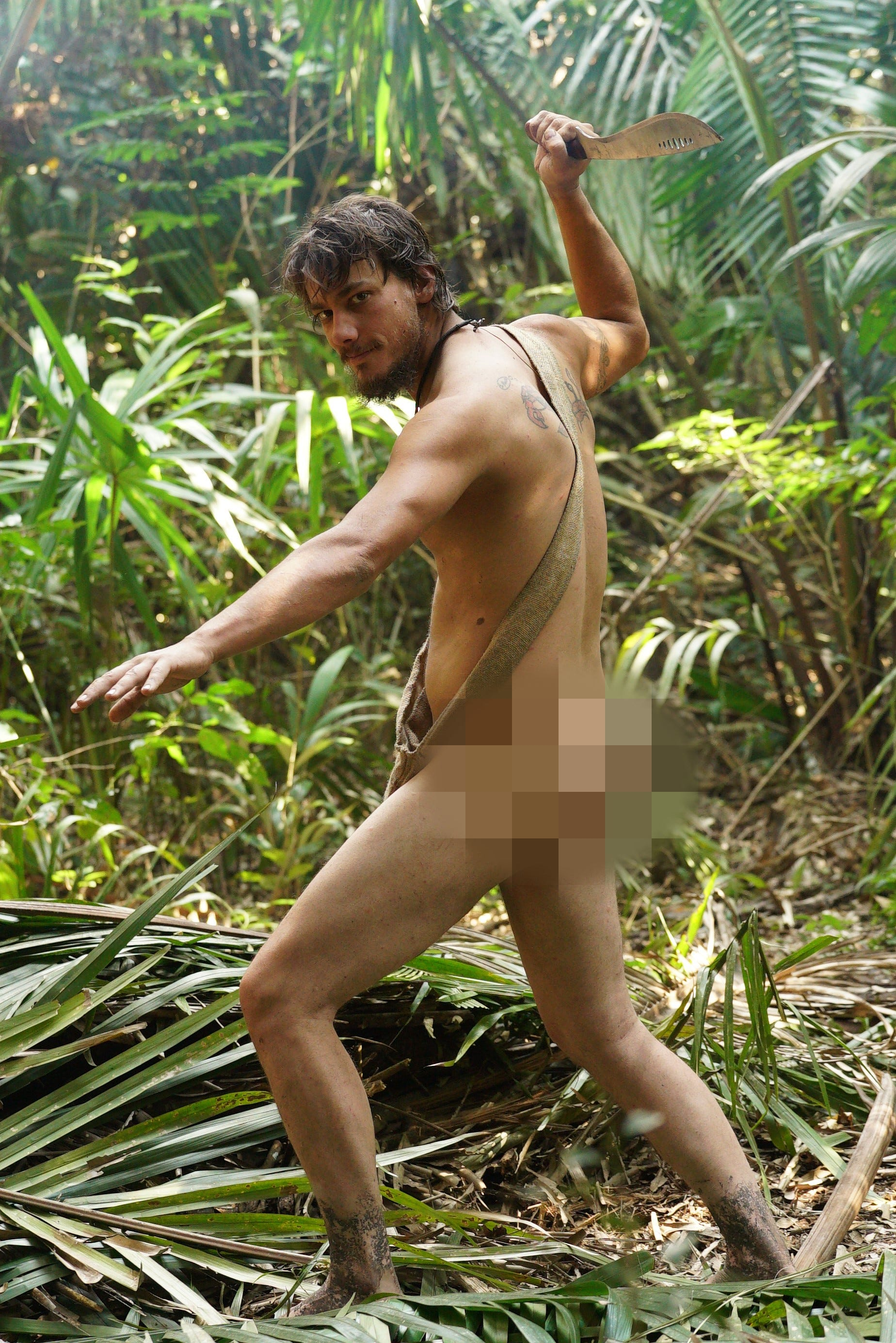 Den of Vipers | Naked and Afraid XL