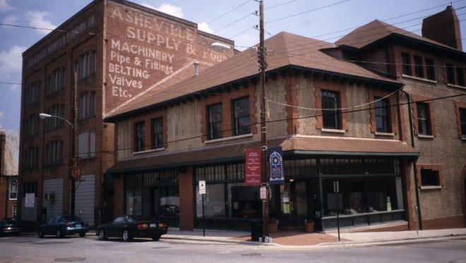 The historic YMI building.