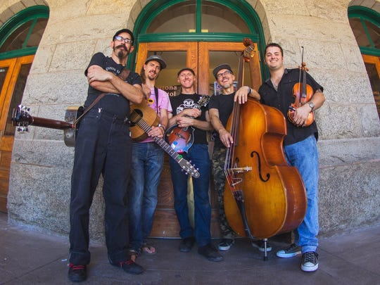 The Haymarket Squares will play the Crescent Ballroom.