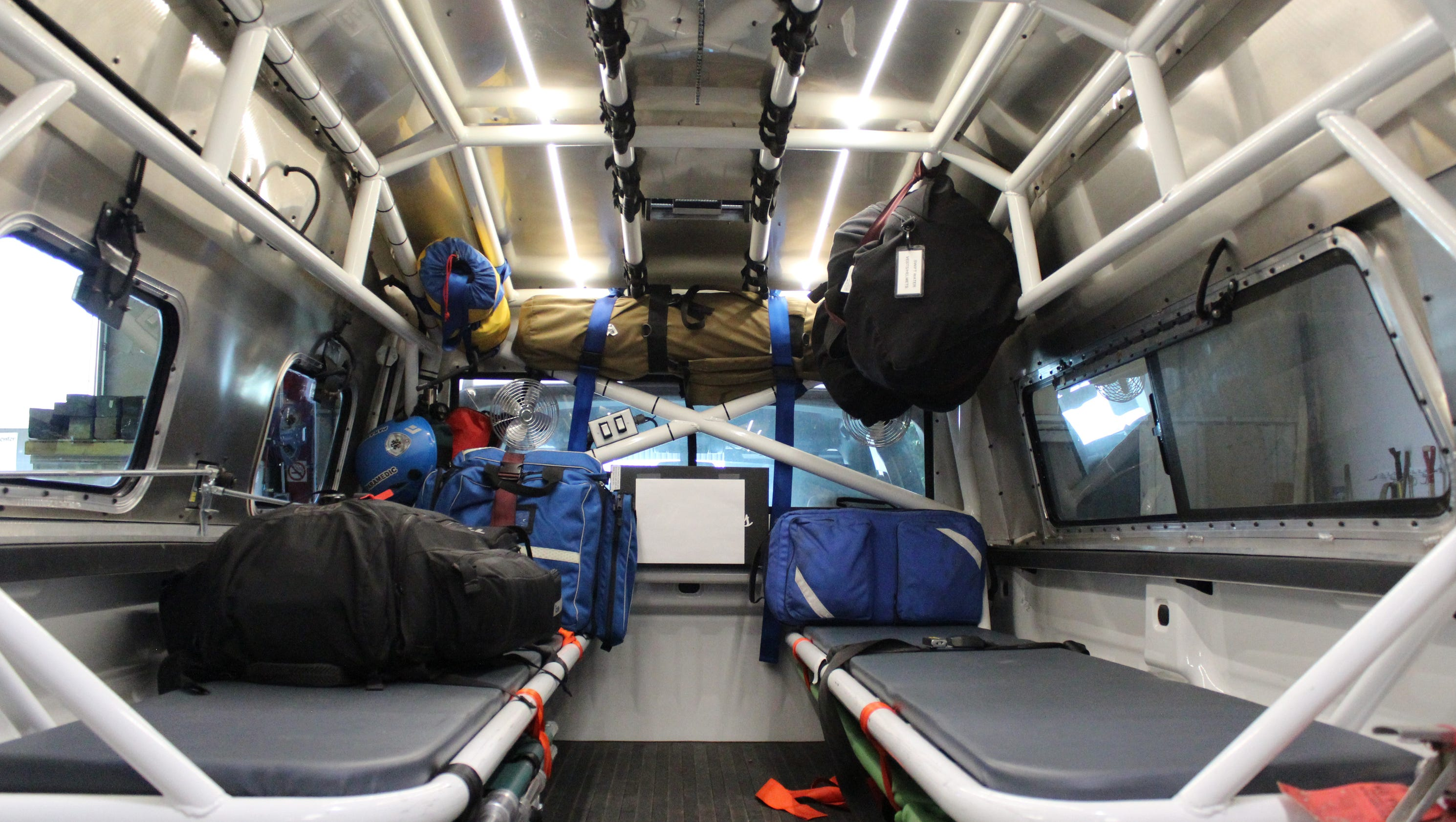 Pvh Introduces Swiss Army Knife Of Ems Vehicles
