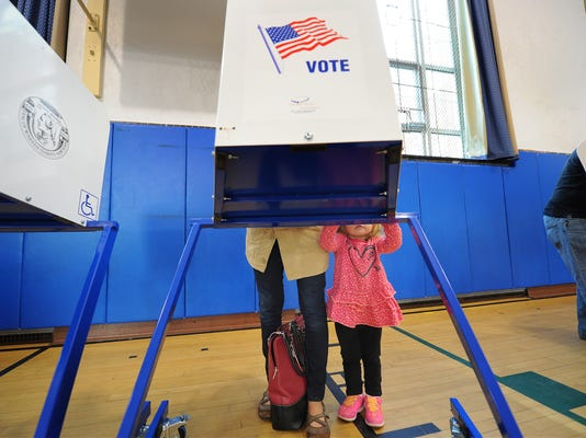 AP AMERICA VOTES A ELN USA NY