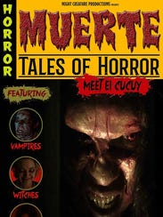 """MUERTE: Tales of Horror"" by Christopher Ambriz will"