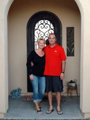 The Bonnells, a couple from New Jersey, finally found the home they wanted, a 3,000-square-foot house in Peoria.