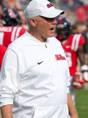 Ole Miss defensive coordinator Dave Wommack said he expects Vanderbilt to add a few wrinkles to its offense.