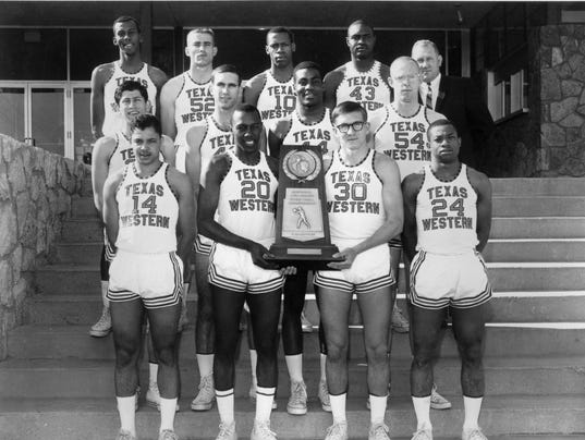 1966 TWC team photo