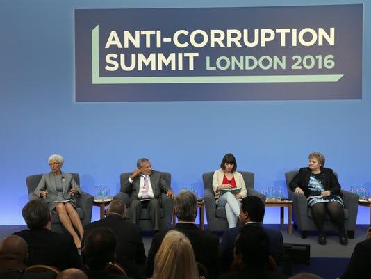 World Corruption