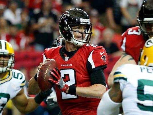NFL MVP tracker: Matt Ryan top vote-getter for sixth week ...
