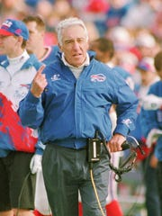 Bills coach Marv Levy always knew exactly what to say to his team, win or lose.
