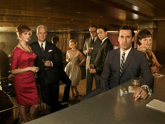 XXX MAD MEN CAST SEASON 4 TV  12030.JPG A ENT