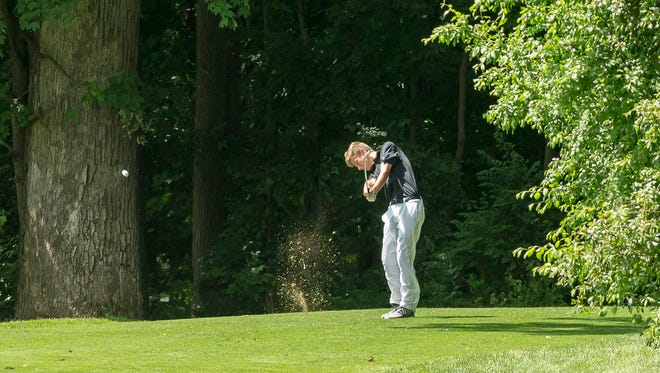Scenes from the 2016 New York state golf championships held at Cornell University.