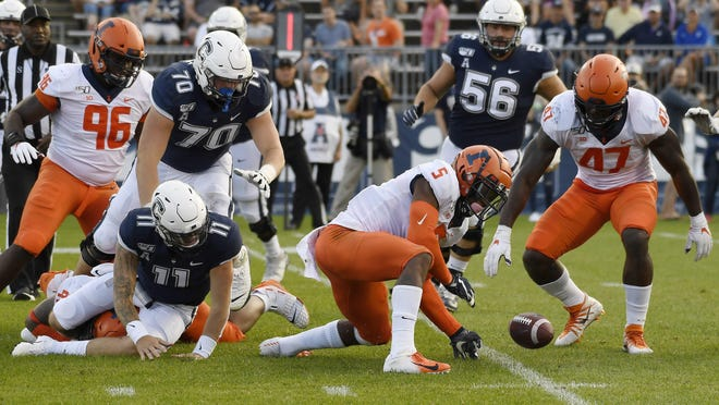 The University of Illinois announced Monday that 23 athletes have tested positive for COVID-19, most of them football players.