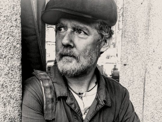 "Glen Hansard's latest album, ""Between Two Shores,"""