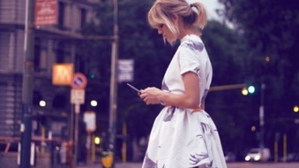 Digital text flirting