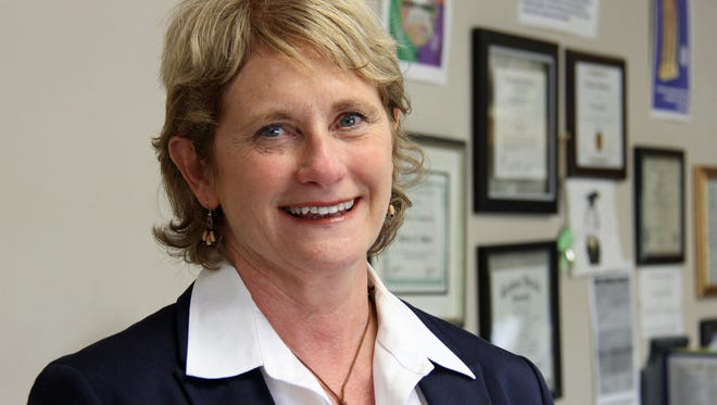 Kettle Moraine School District Superintendent Pat Deklotz