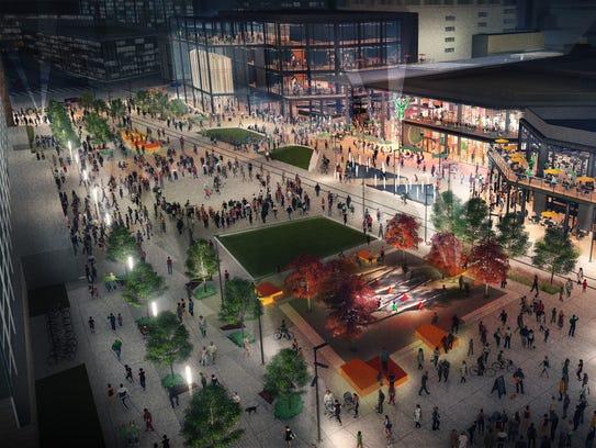 The Milwaukee Bucks plan year-round entertainment on