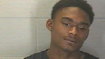Darius Printup back in Tippecanoe County jail